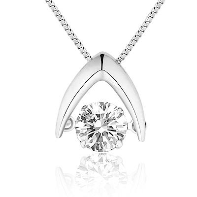蘇菲亞SOPHIA 鑽石項鍊 - 璀璨耀動 0.30克拉ESI鑽鍊
