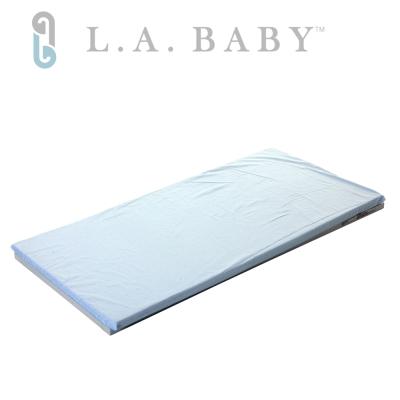 美國 L.A. Baby 天然乳膠床墊-七色可選(床墊厚度3.3-L)