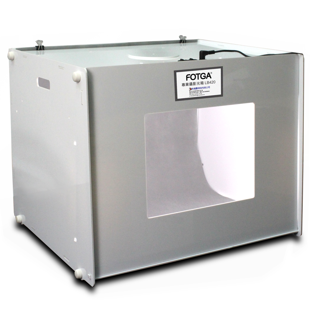 FOTGA LB420-LED攝影光箱