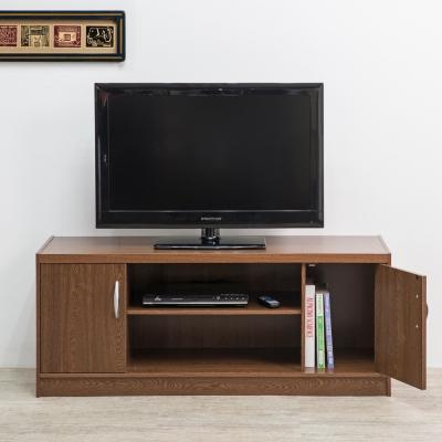 TZUMii柏拉圖雙門二格電視櫃-120*40*48 cm