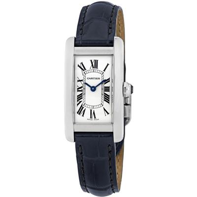 CARTIER卡地亞WSTA0016TANK AM?RICAINE腕錶-34.8x19MM
