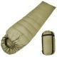保暖輕量型100%天然水鳥羽絨睡袋 登山露營睡袋 product thumbnail 1