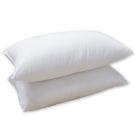 英國Abelia 立體雕花 透氣舒眠壓縮枕-二入