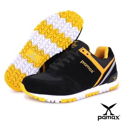 PAMAX帕瑪斯-兼具運動鞋、休閒鞋、慢跑鞋-PP369-BWY
