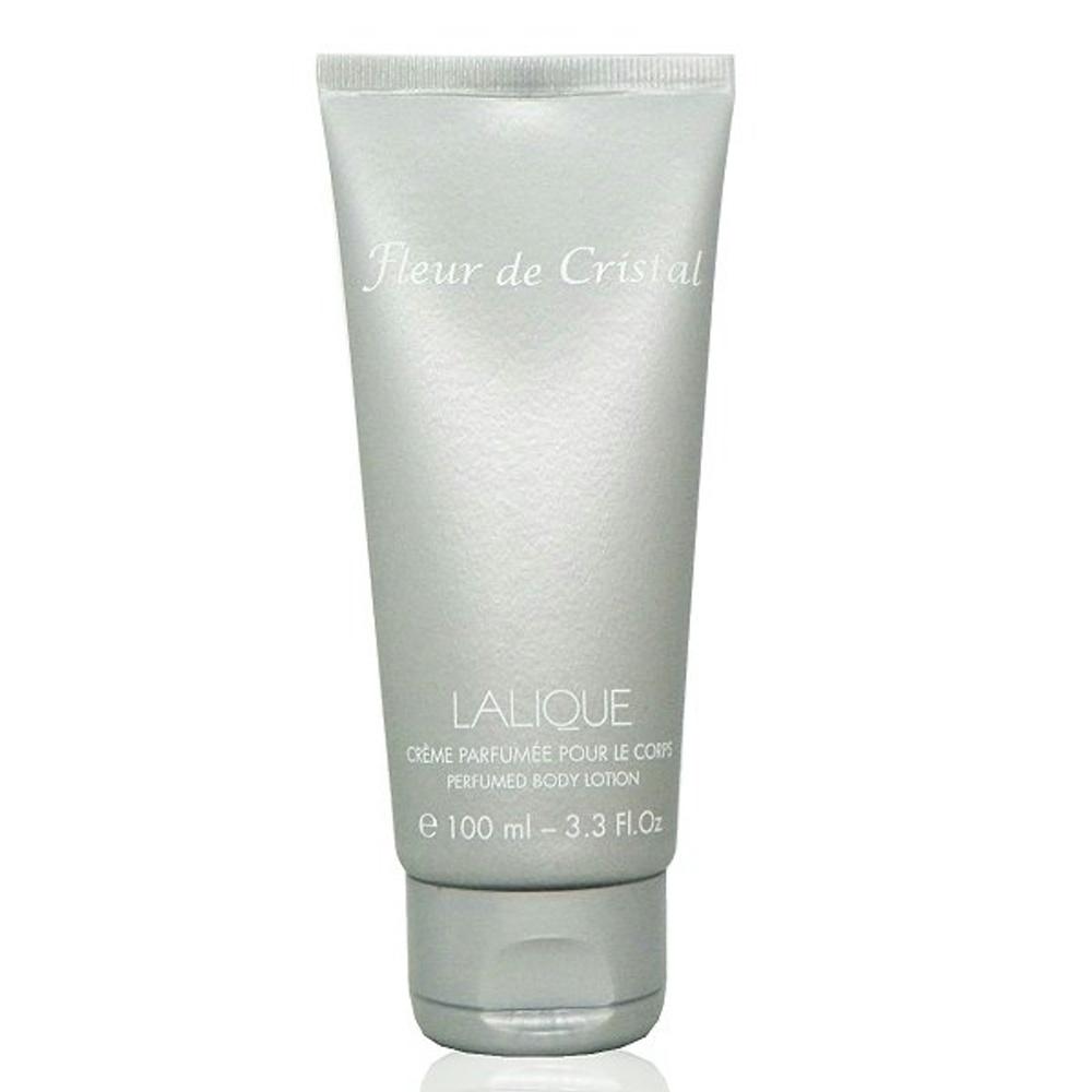 Lalique Fleur de Cristal 萊儷水晶鈴蘭身體乳 100ml