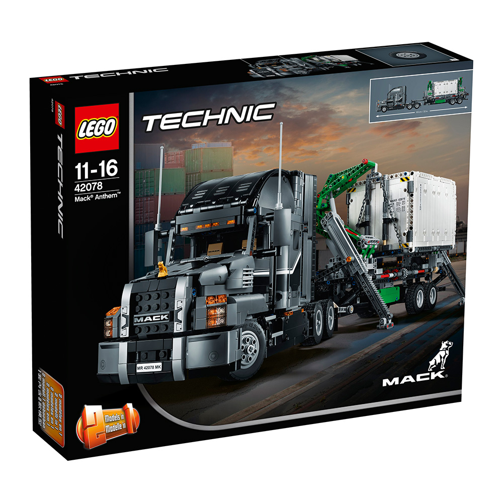 2018 樂高LEGO 科技系列 - LT42078 Mack Anthem