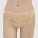 瑪登瑪朵 S-Select  中腰寬邊三角萊克內褲(粉彩膚)