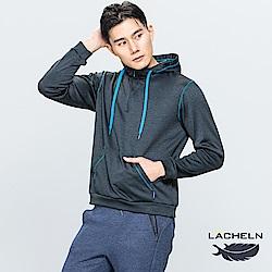 【LACHELN】刷毛保暖連帽上衣-(L73MF01)