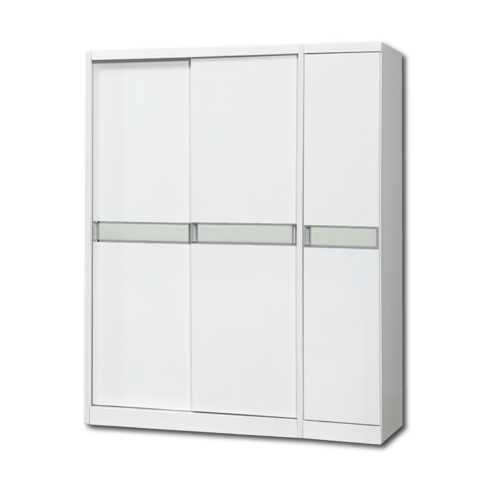 簡約風 美拉尼5.3尺衣櫥-161x60x198cm