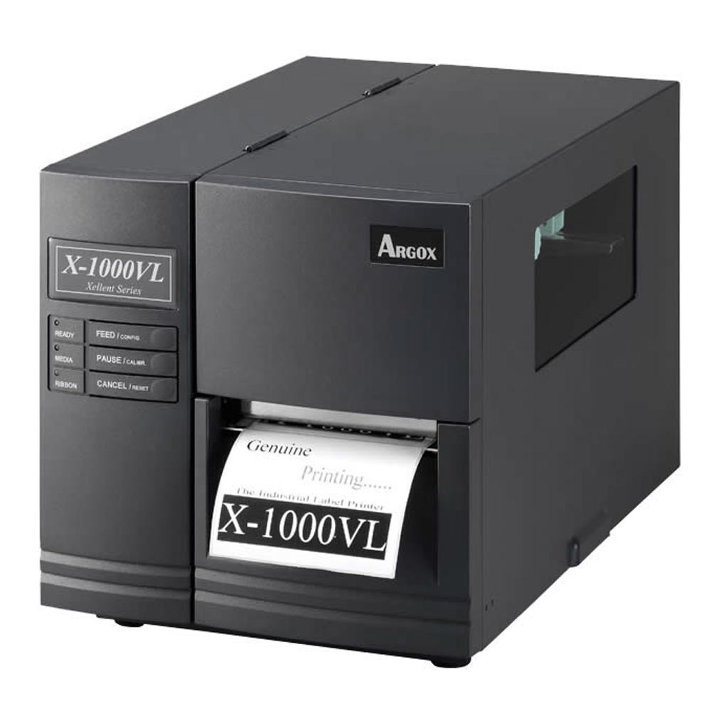 Argox X-1000VL 熱感式&熱轉式工業型條碼機