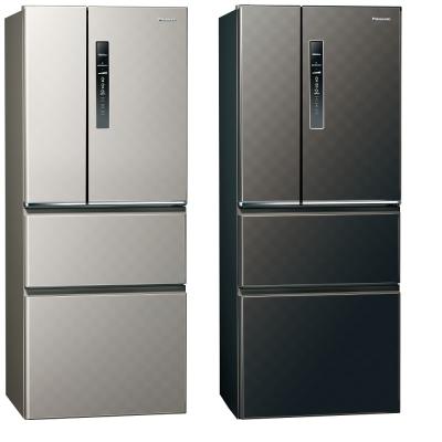 Panasonic國際牌  500公升 四門 變頻 電冰箱 NR-D509HV