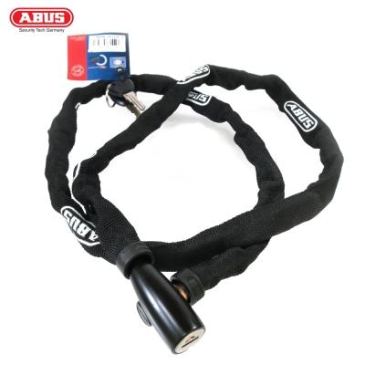 ABUS 德國防盜鎖 1500 web Key Chain 110cm單車鑰匙鎖-黑
