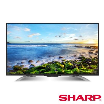 SHARP夏普 45吋 連網液晶電視 LC-45LE580T