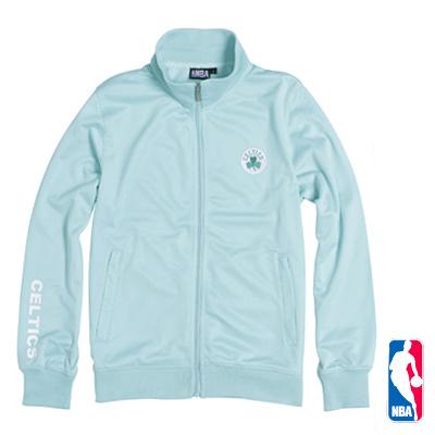 NBA-波士頓塞爾提克隊休閒外套-淺綠(女)