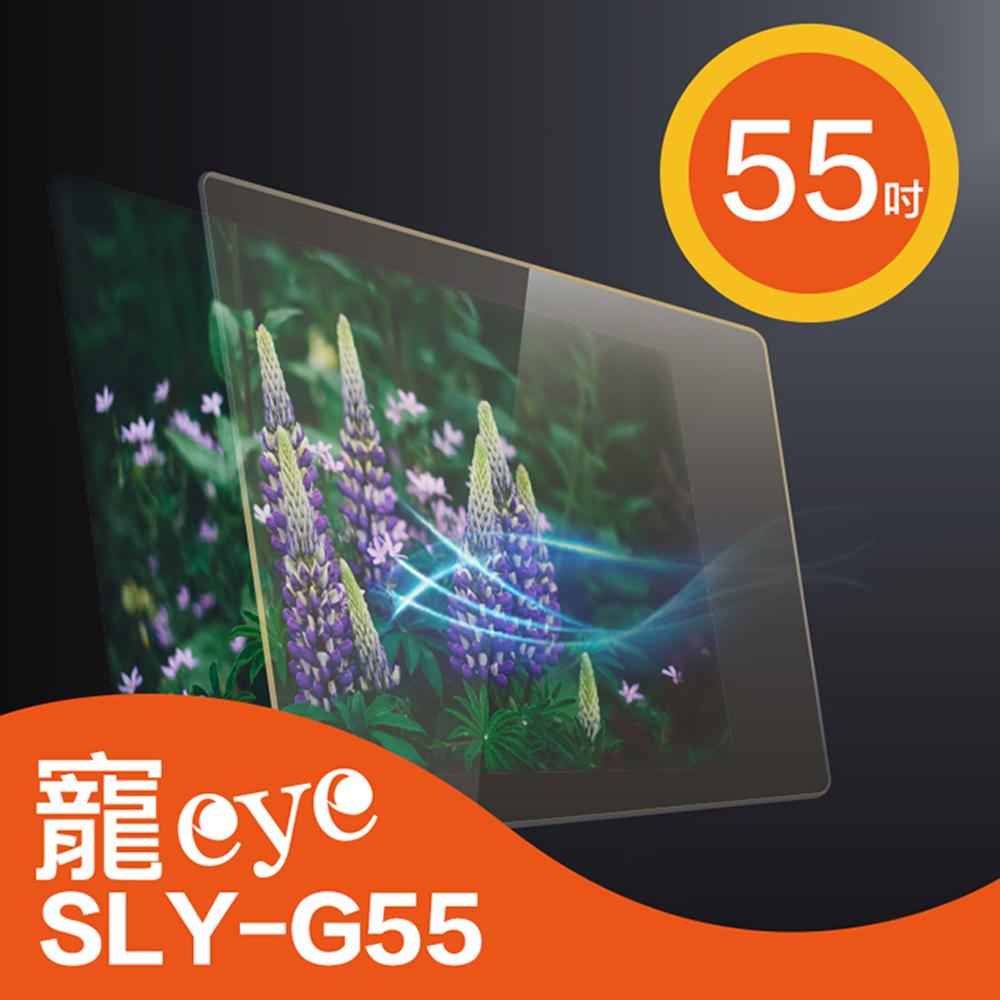寵eye 55吋 抗藍光 螢幕 護目鏡 SLY-G55 @ Y!購物