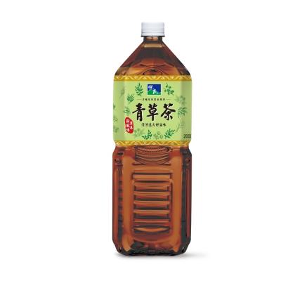 悅氏 青草茶(2000mlx8入)