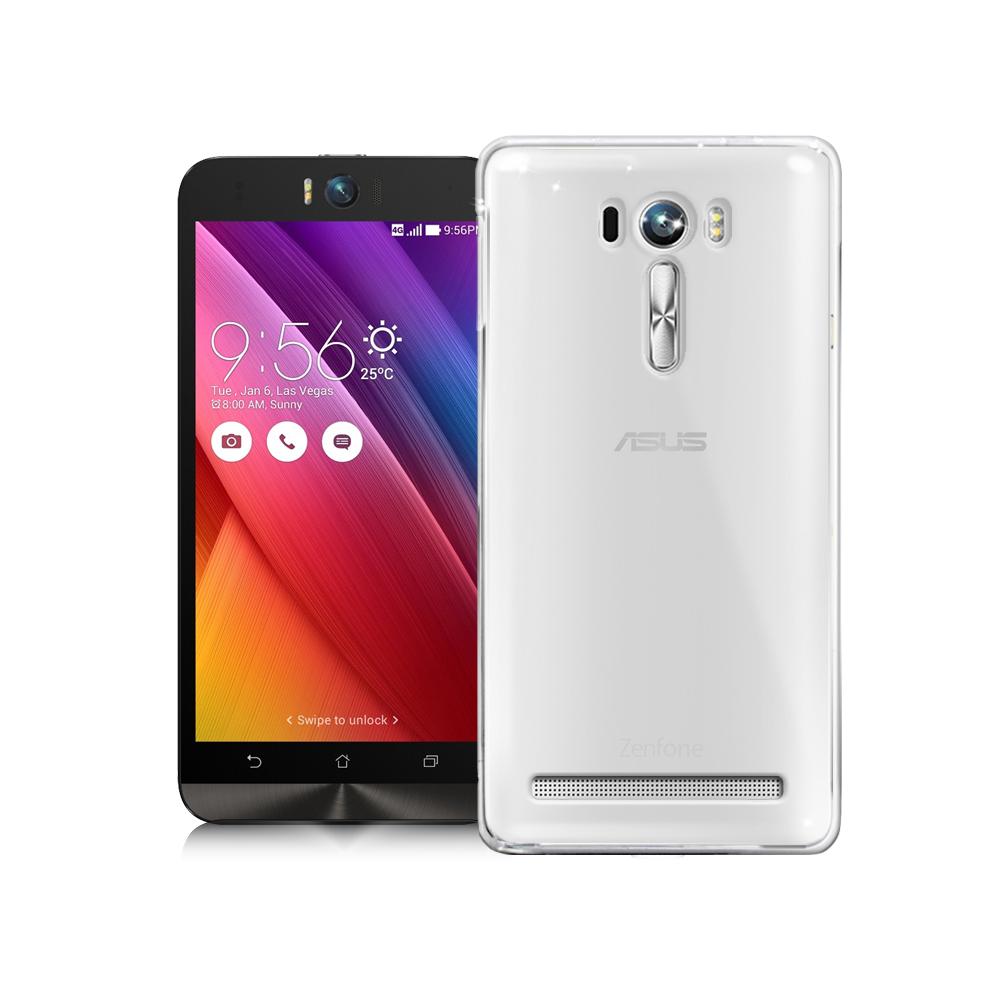 X mart ASUS Zenfone Selfie 薄型清柔隱形保護套