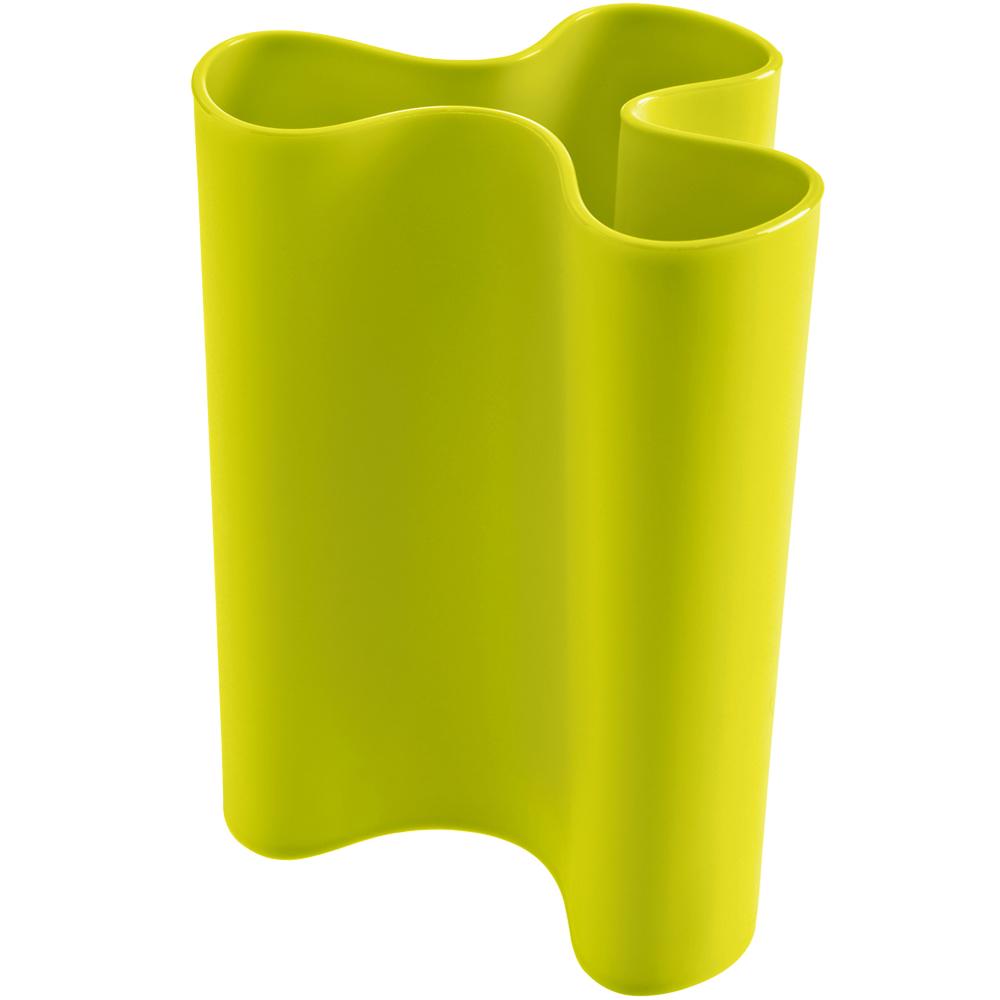 KOZIOL Clara恣意筆筒花器(綠L)