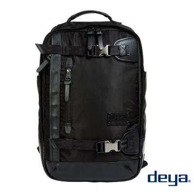 後背包-deya-商務筆電尼龍後背包-公事包