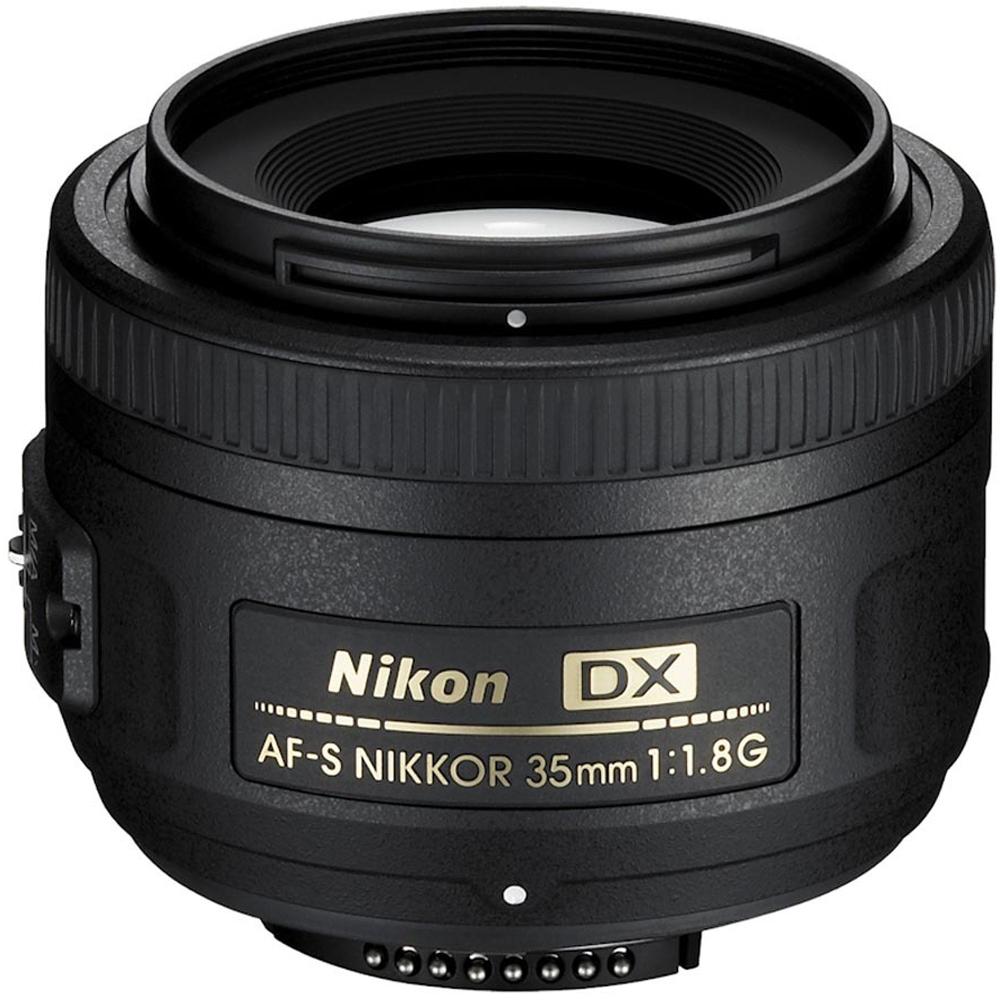 Nikon AF-S DX NIKKOR 35mm f/1.8G 定焦鏡頭(平行輸入)