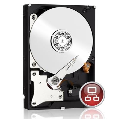 WD紅標 NAS  3 . 5 吋  1 TB SATA 3  NAS 專用硬碟