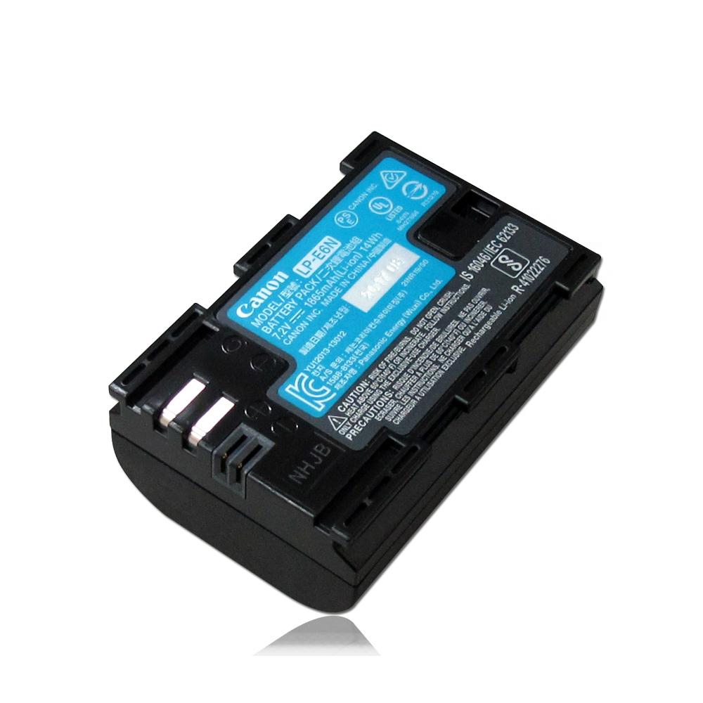Canon LP-E6N / LPE6N 專用相機電池(平輸-密封包裝) @ Y!購物