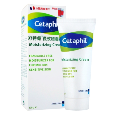 Cetaphil舒特膚 長效潤膚霜100g