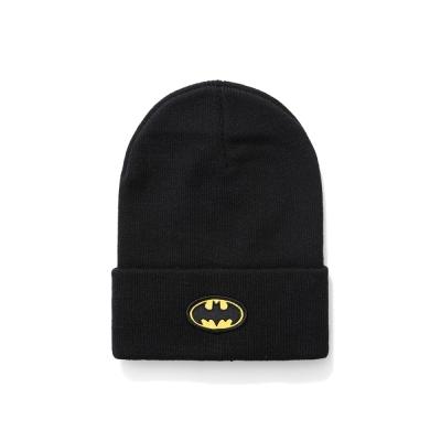 蝙蝠俠logo毛帽-CACO