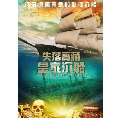 失落寶藏:皇家沉船 DVD