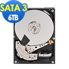 TOSHIBA AV 監控硬碟 6TB 3.5吋 SATA III MD06ACA600V