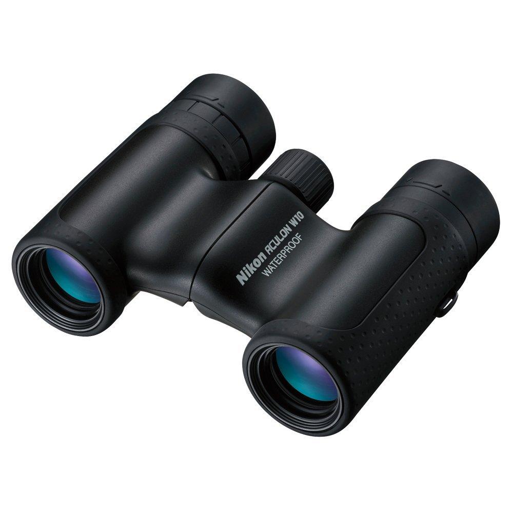 NIKON ACULON W10-10X21防水雙筒望遠鏡-黑(台灣總代理公司貨保固)
