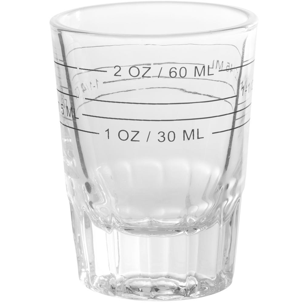 TRUDEAU 玻璃調酒量杯(60ml)