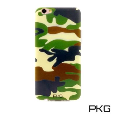 PKG OPPO R11彩繪空壓氣囊保護殼-浮雕彩繪-軍事迷彩