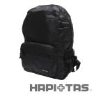 HAPI+TAS 折疊後背包-黑色
