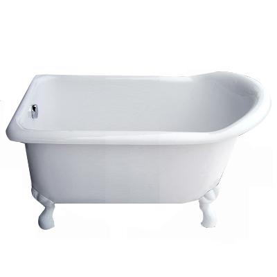 【I-Bath Tub精品浴缸】伊莉莎白-典雅白(150cm)