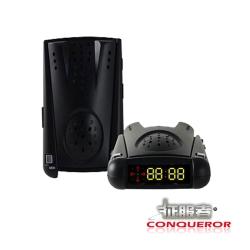征服者 AM6 GPS測速安全警示器