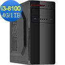 技嘉H310平台[獵豹鬥神]i3四核效能電腦