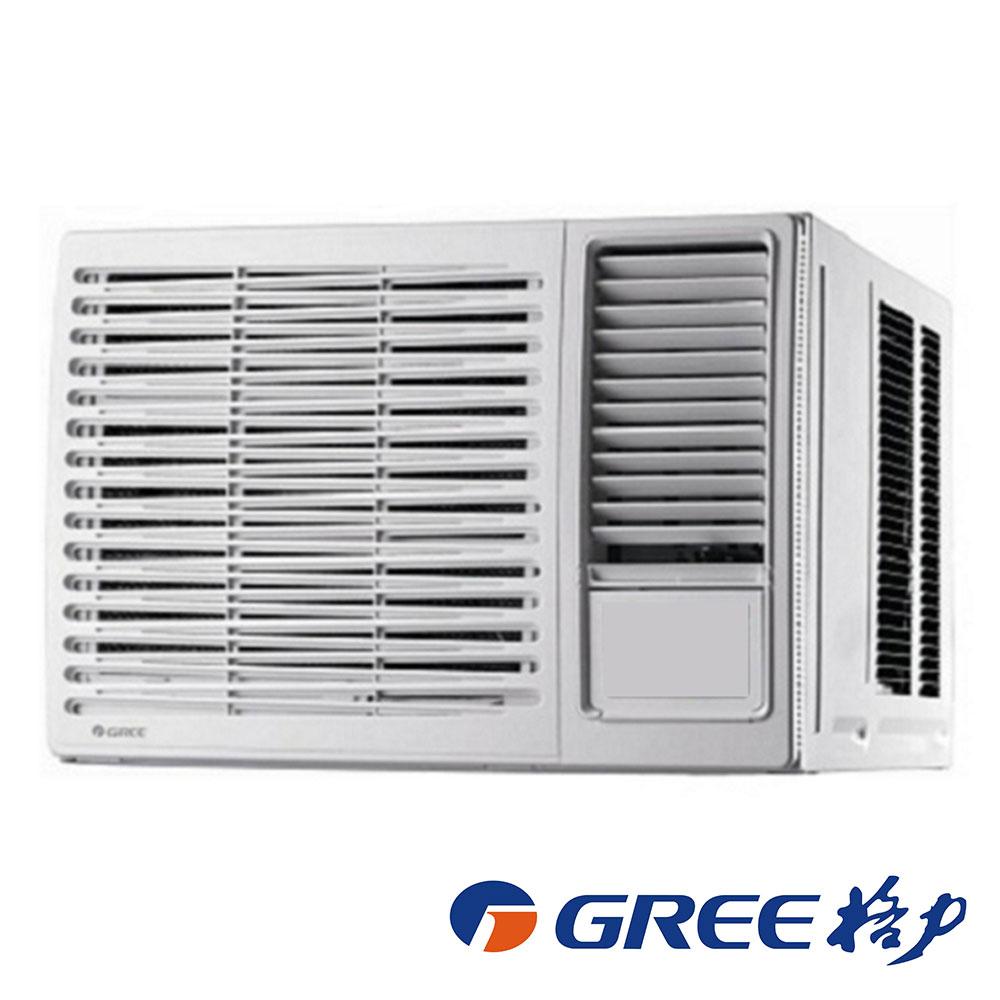GREE格力 4-6坪定頻右吹窗型冷氣GWF-28D