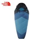 The North Face北面藍色便捷保暖睡袋