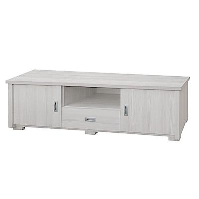 品家居 莎帕里5尺長櫃/電視櫃(二色可選)-150.3x40.4x47cm免組