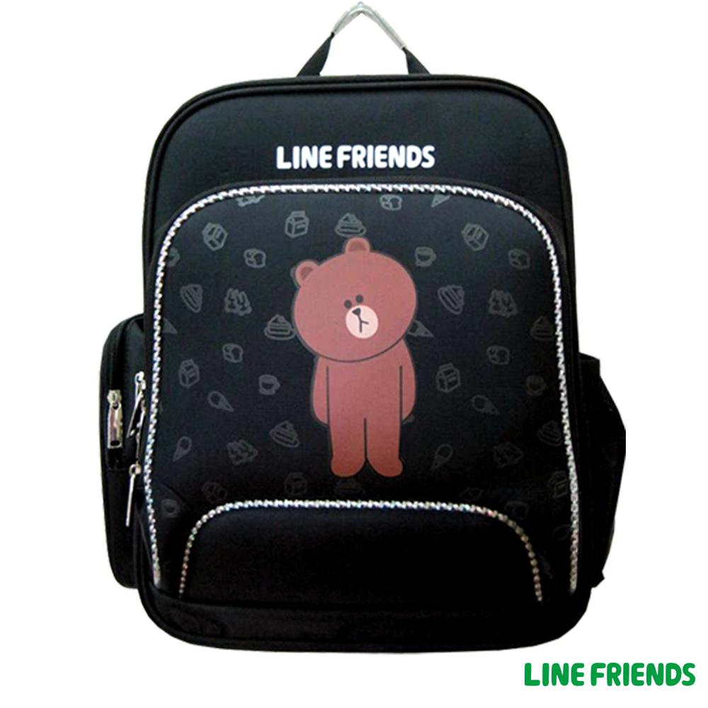 【LINE FRIENDS】EVA護脊後背書包