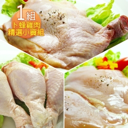 那魯灣 卜蜂雞肉精選
