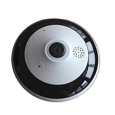 I-Family 兩百萬畫素H.265-360°環景無線網路攝影機