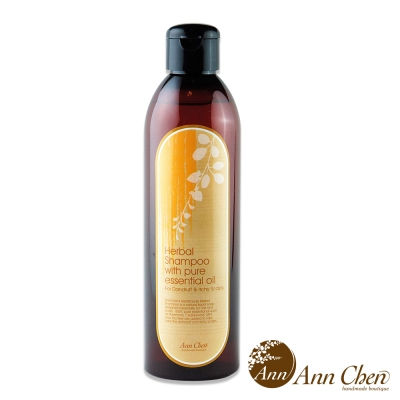 陳怡安手工皂-複方精油洗髮露250ml 頭皮屑頭皮