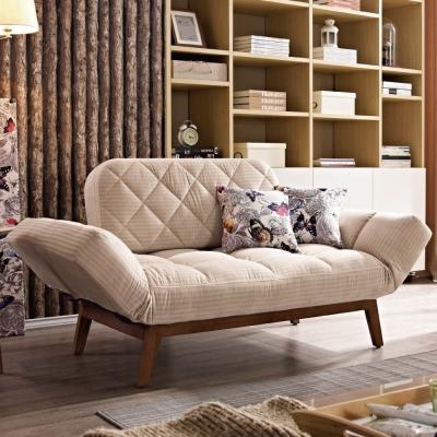 沙發床 亨利 絲絨布兩用沙發床 品家居