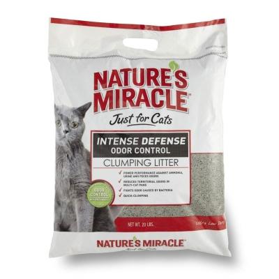 美國8in1 自然奇蹟 - 天然酵素除臭凝結貓砂 20LBS / 9.08kg