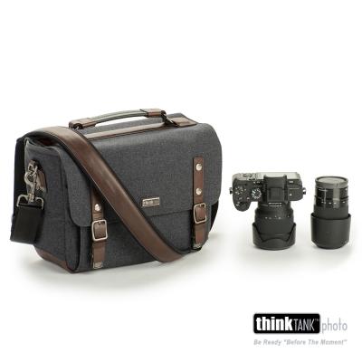 ThinkTank創意坦克-尊爵系列經典單肩相機包-SG374(板岩灰M)