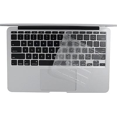 [加購] Apple 蘋果電腦超薄鍵盤保護膜-Apple Macbook 12吋筆電