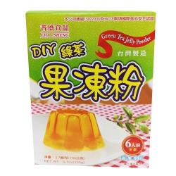 耆盛 DIY綠茶果凍粉(105g)