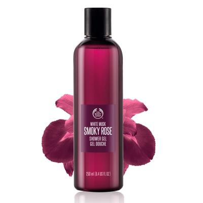 The Body Shop 紫麝香沐浴膠- 250ML